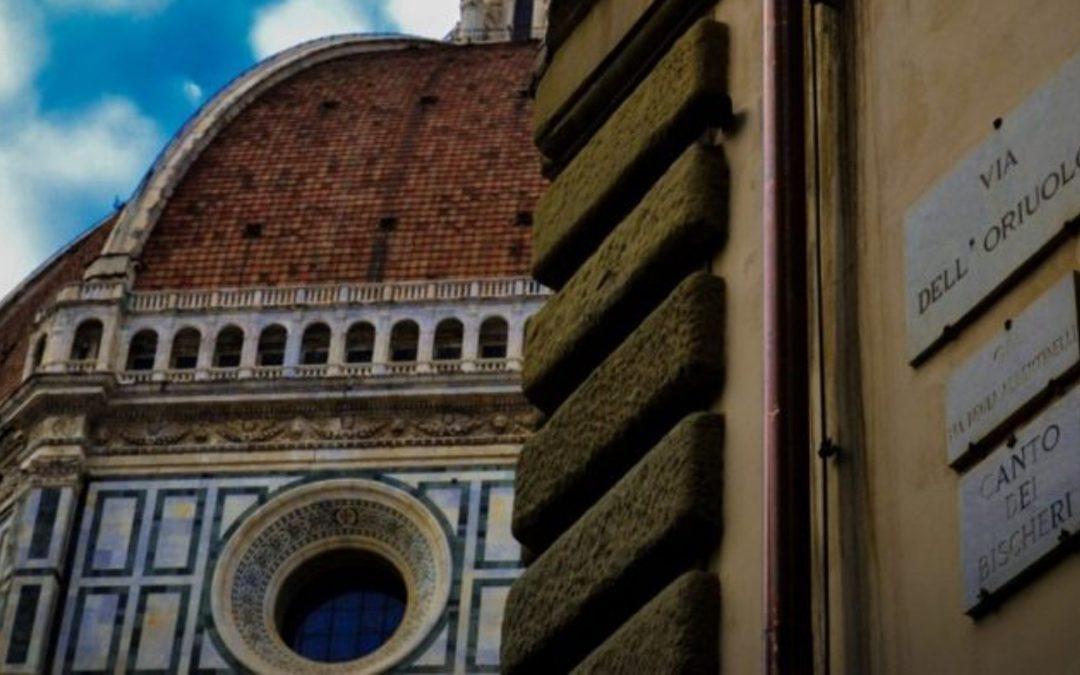 bischero- canto dei bischeri - Firenze